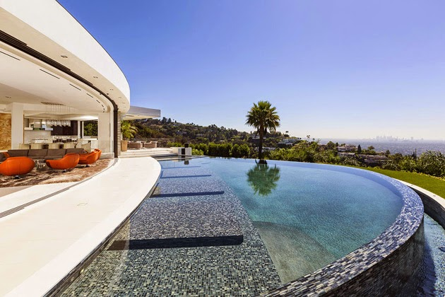 Mansión The Top of Hillcrest Los Angeles California 8