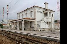 Estação da Fontela