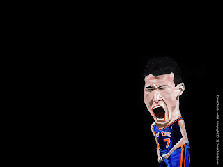 Cartoon - Jeremy Lin wallpapers