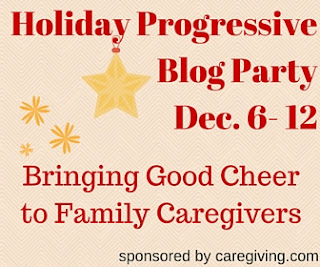 Caregiving Blog Party 2015