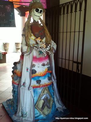 La Catrina - Altares de muertos
