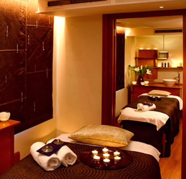 Day Spa Interior Design