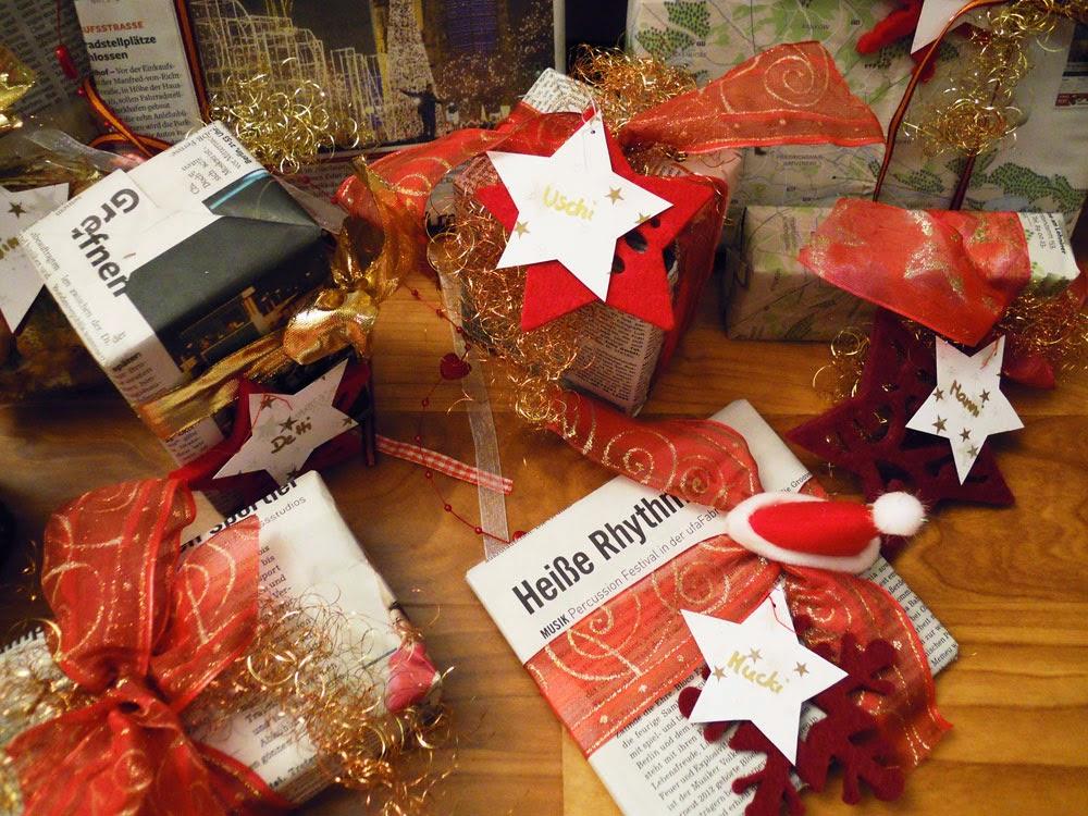 Hauptstadtunikate: Weihnachtsgeschenke