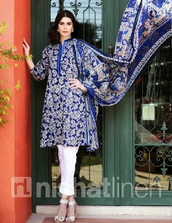 Nishat Linen Pret Collection 2014