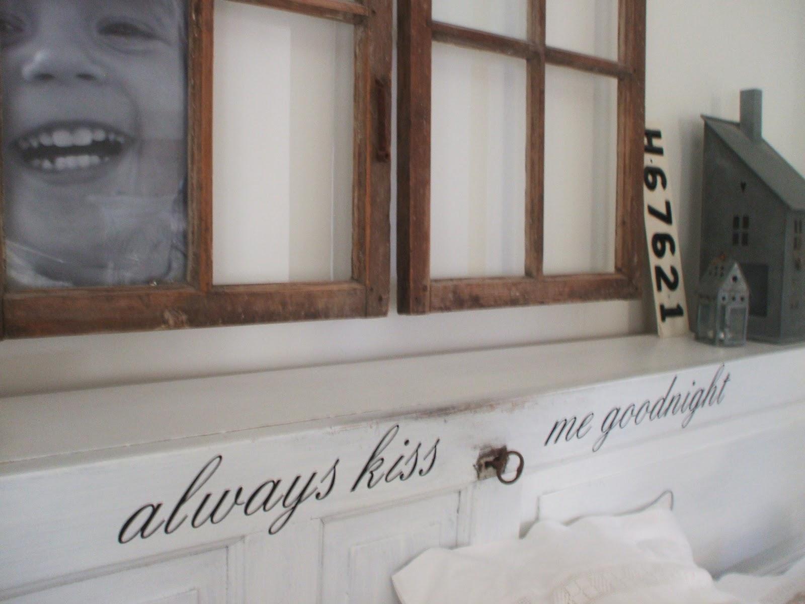 Husetkakornalivet: sovrum