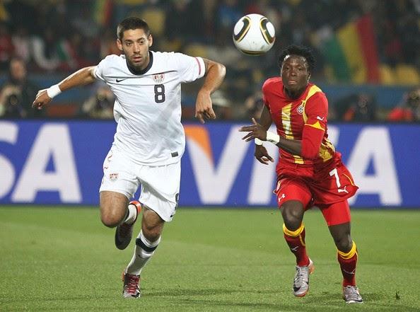 Ghana vs USA