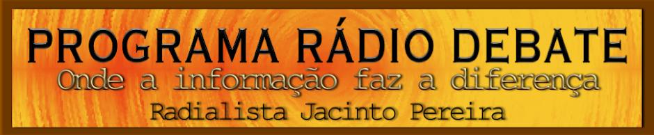 PROGRAMA RÁDIO DEBATE