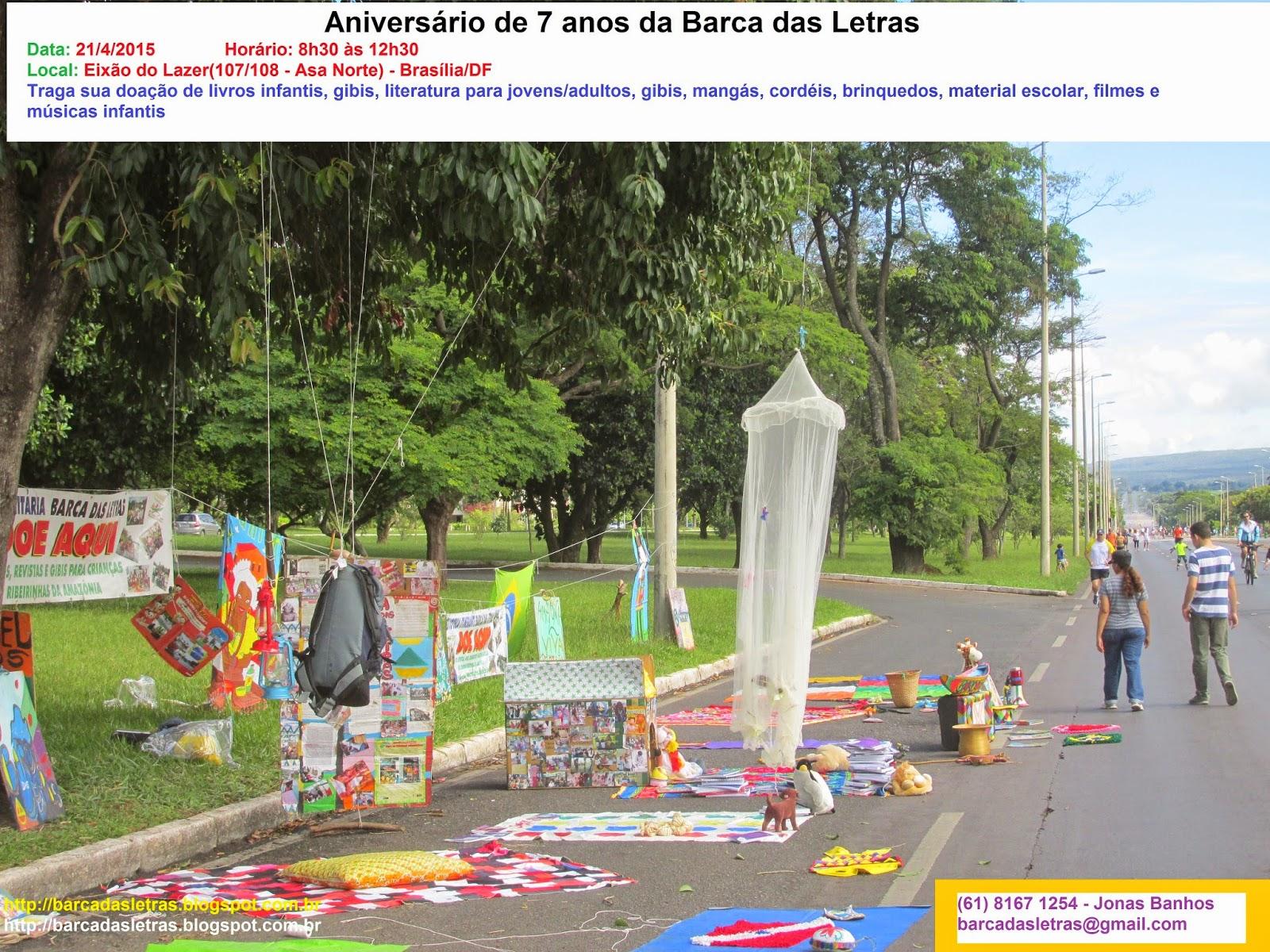 Troca De Saberes - Magazine cover