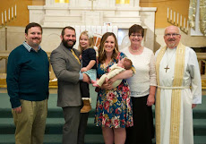 Baptism Day for Micah