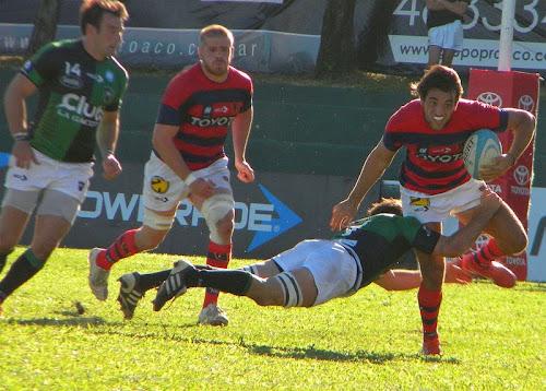 Gran victoria de Tucumán Rugby ante La Tablada