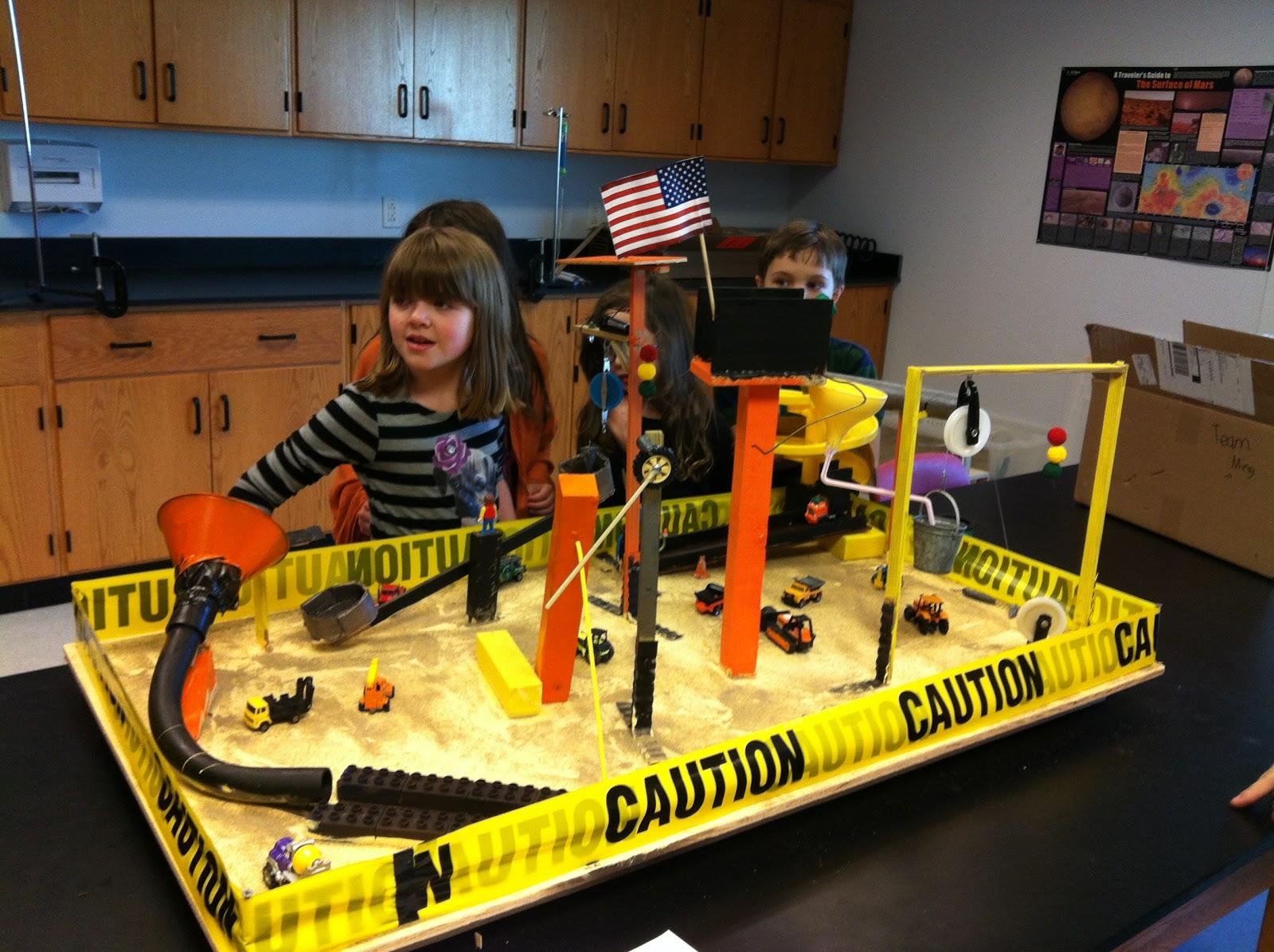 Rube Goldberg Goes Elementary, 1st Grade to be exact! | Cape Henry ...