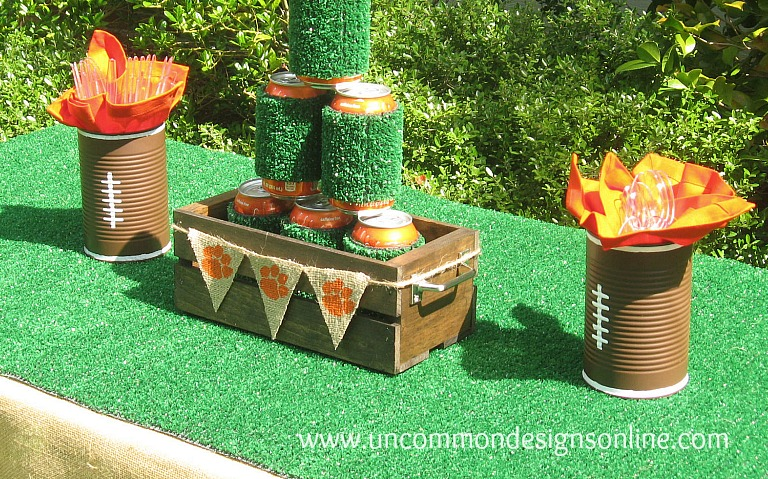 Stylish Tailgating with the Girls - Celebrations at Home
