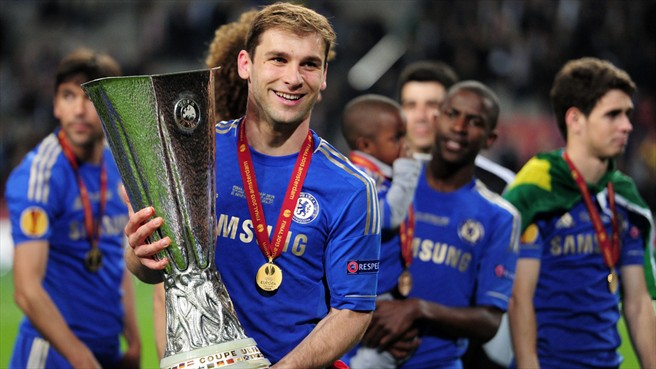Ivanović heads Chelsea to Europa League glory authority sports