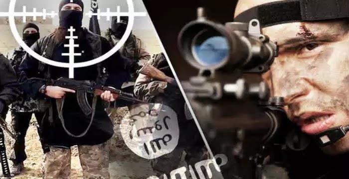 Μυστηριώδης ελεύθερος σκοπευτής εκτελεί διαδοχικά τους ηγέτες στο Ισλαμικό Κράτος