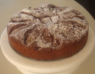 So So Simple Food: Double Chocolate Pear Cake -Thanks to ...