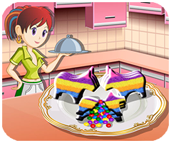 Làm bánh nướng kỳ lân, game ban gai