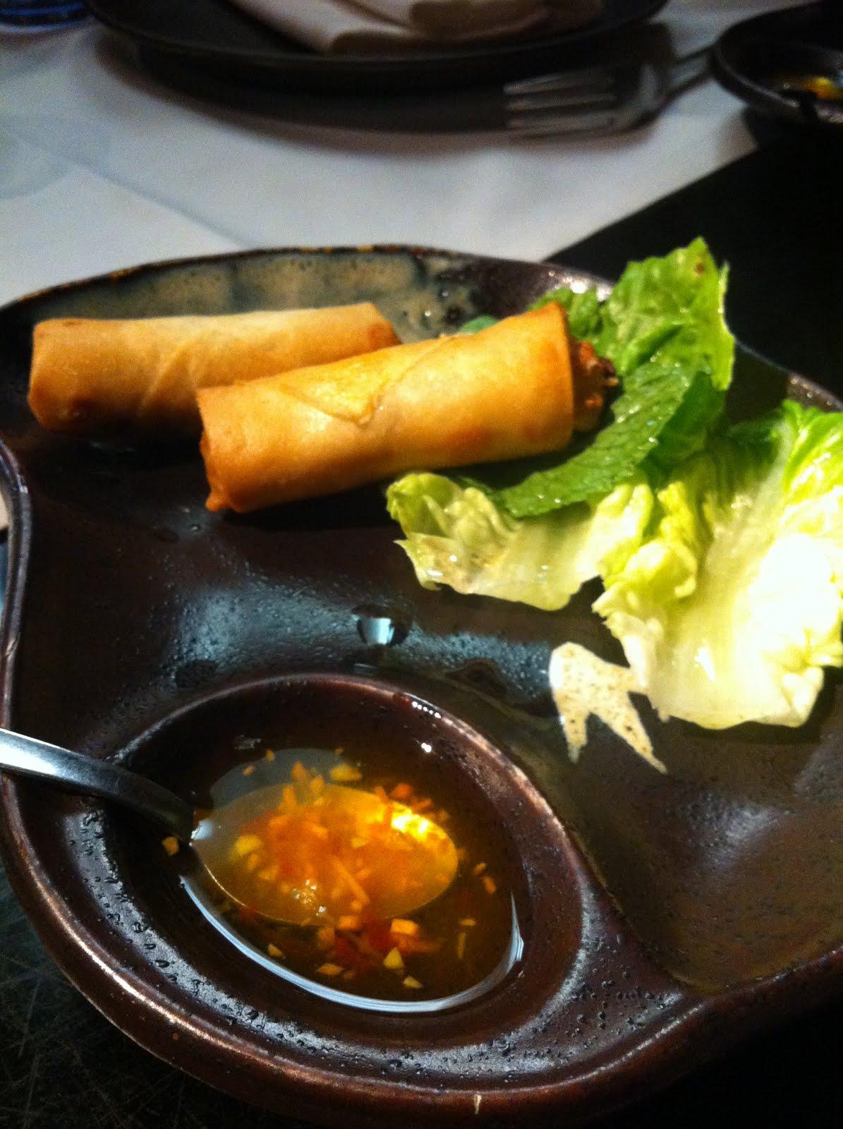 Fried vietnamienne rolls recette cuisine vietnamienne - Cours de cuisine vietnamienne ...