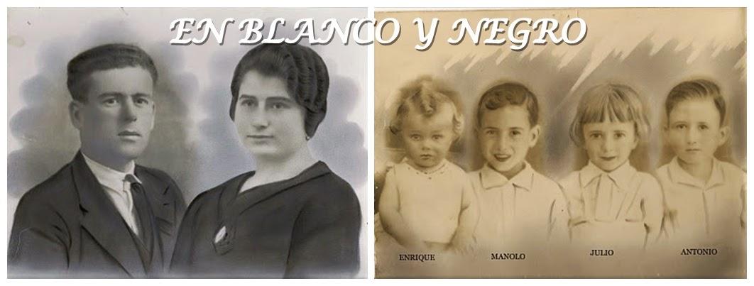 ENCINASOLA EN BLANCO Y NEGRO