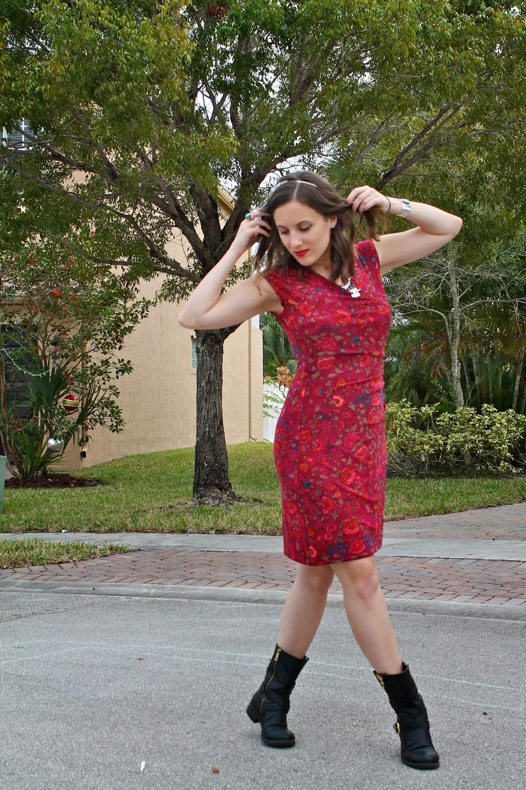 Ralph Lauren, Anthropologie, Macy's, Jessica Simpson, T.J. Maxx, style, fashion, fashion blog, style blog, ootd, holiday style