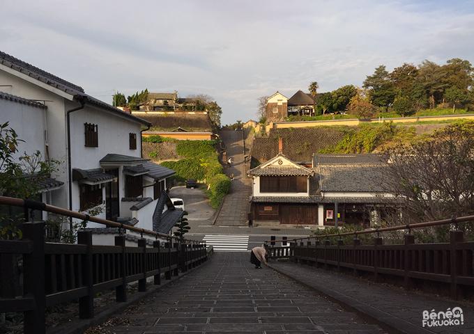 Kitsuki city