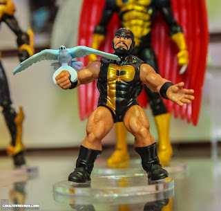 Hasbro 2013 Toy Fair Display Pictures - Marvel Universe - Puck