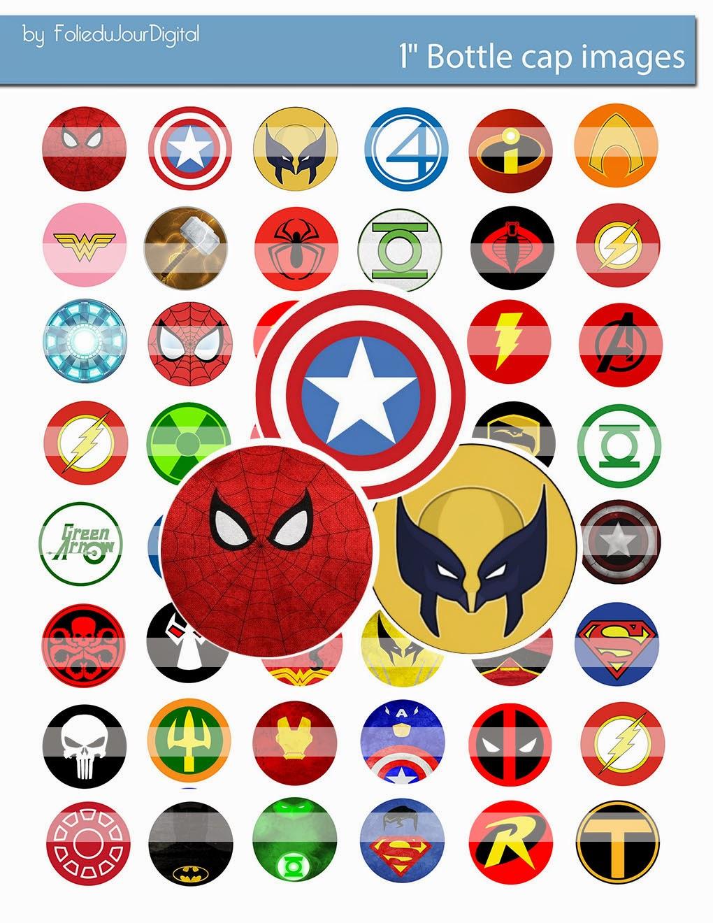 Superhero Names List  Logot Logos