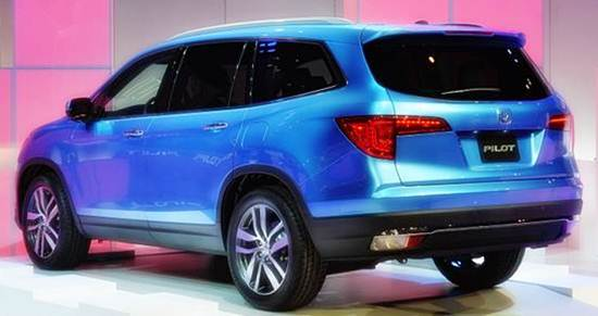 2016 honda pilot release date and price malaysia otomotif vehicle. Black Bedroom Furniture Sets. Home Design Ideas