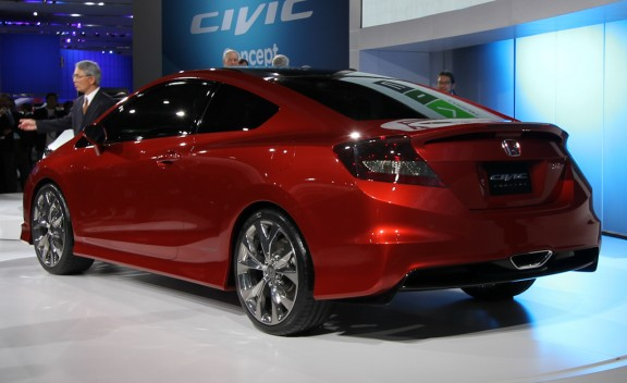 New Modified Cars 2012 Honda Civic Si Coupe And Civic