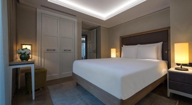 10 Karakoy Istanbul Standard Queen Room