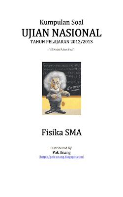 Kumpulan Soal Un Fisika Sma 2013 (45 Paket Soal)