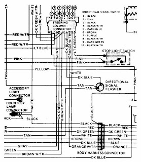 Electrical Wiring Diagram Color Abbreviations