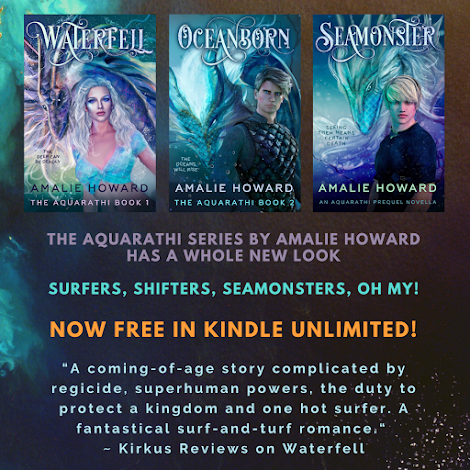 The AQUARATHI series!