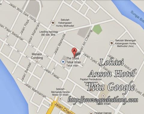 Hotel Anson