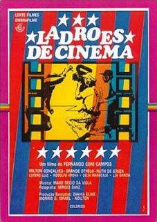 Filme Ladrões de Cinema