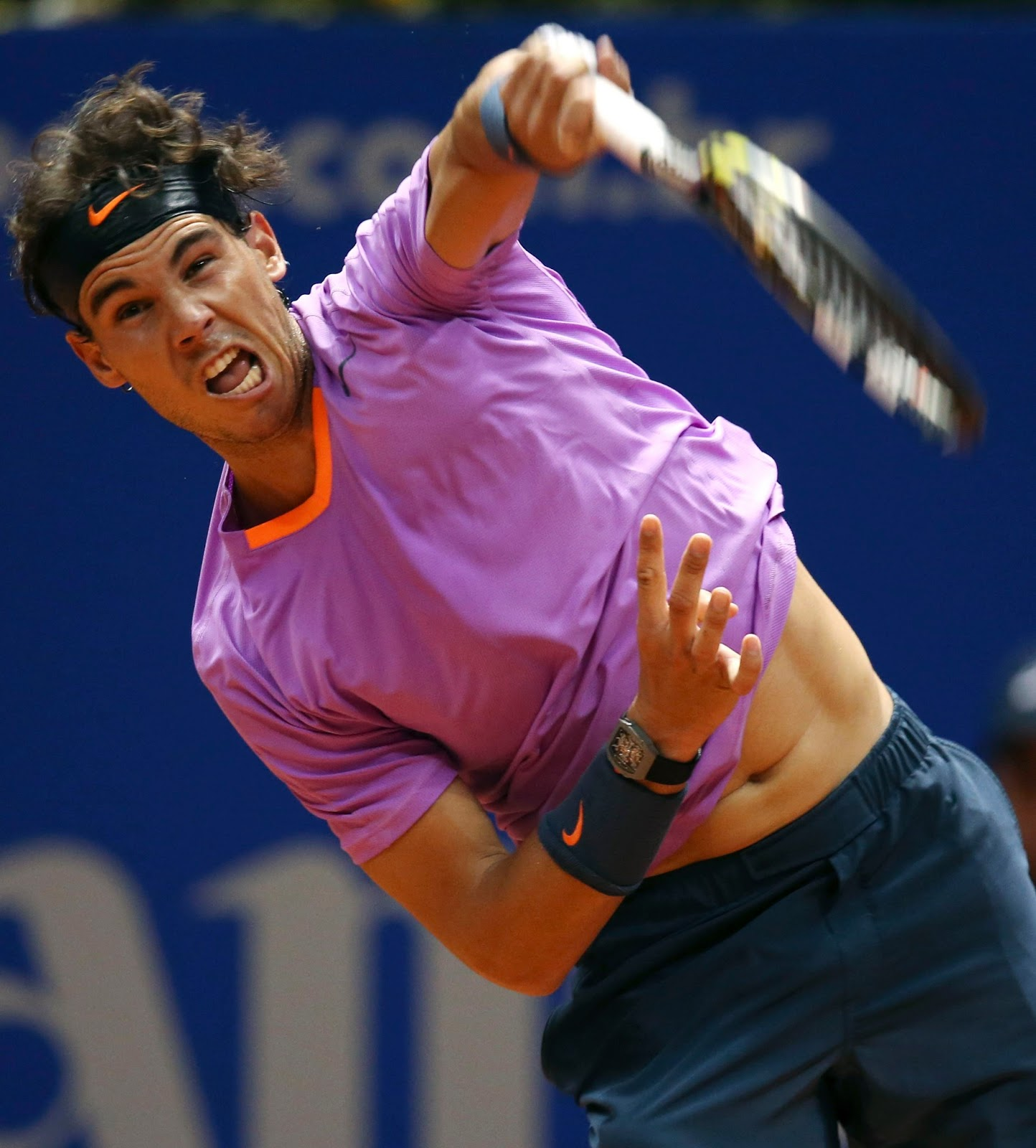 rafael nadal profile and fresh images 2013 all tennis