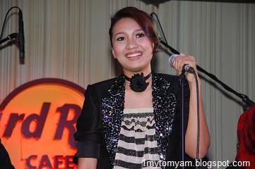 Concert Mai  Hard Rock Cafe Kuala Lumpur