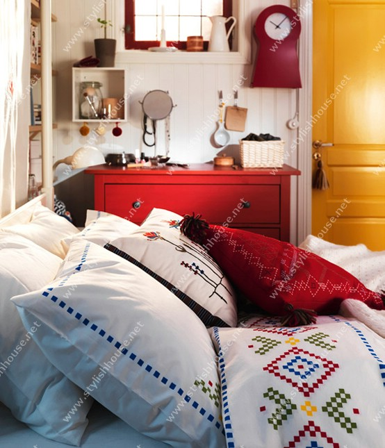 Bedroom designs from ikea warmth and beauty for Taiwan bedroom design