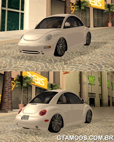 Vw New Beetle 2003 Edit