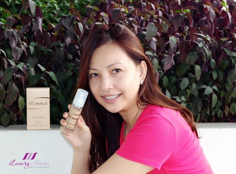 celebrity blogger reviews fytofontana cosmeceuticals ceutical cc cream