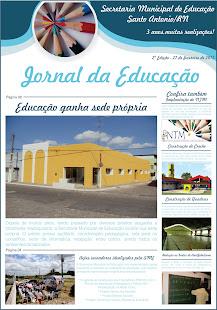 Jornal da Educação - 2ª Edição