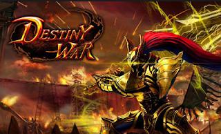 Destiny War V1.0.1 MOD APK Unlimited Mana
