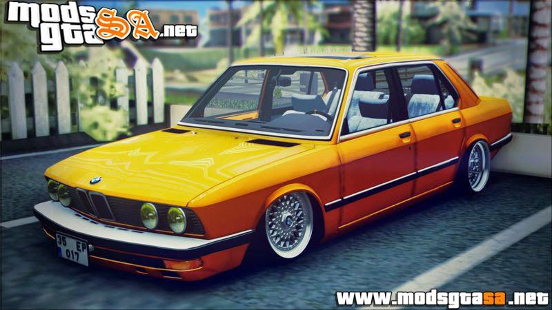 SA - BMW e28