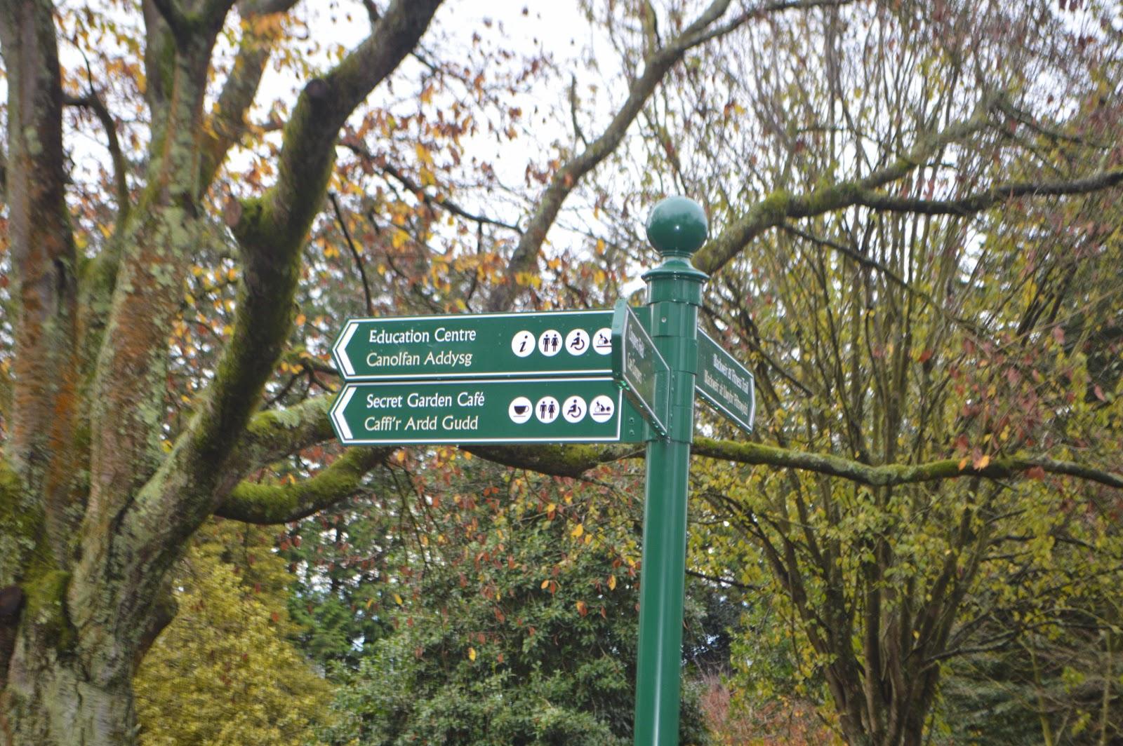 The Secret Garden Cafe Bute Park Cardiff
