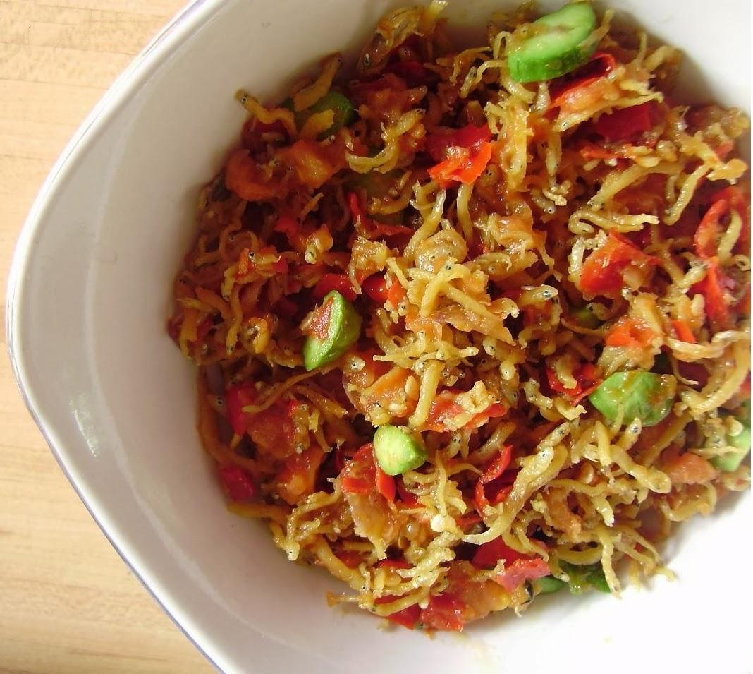 resep sambal goreng teri medan   sajian indonesia