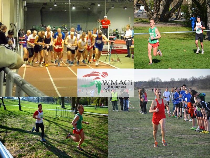 A tavaszi futóversenyek montázsa