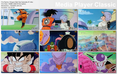 "Download Film / Anime Dragon Ball Kai Episode 21 ""Melindungi Dragon Ball! Penyerangan Terhadap Penghuni Planet Namek"" Bahasa Indonesia"