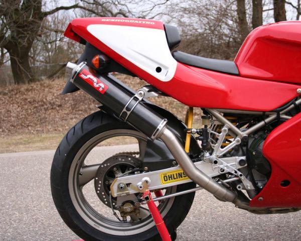 Silmoto Exhaust Ducati