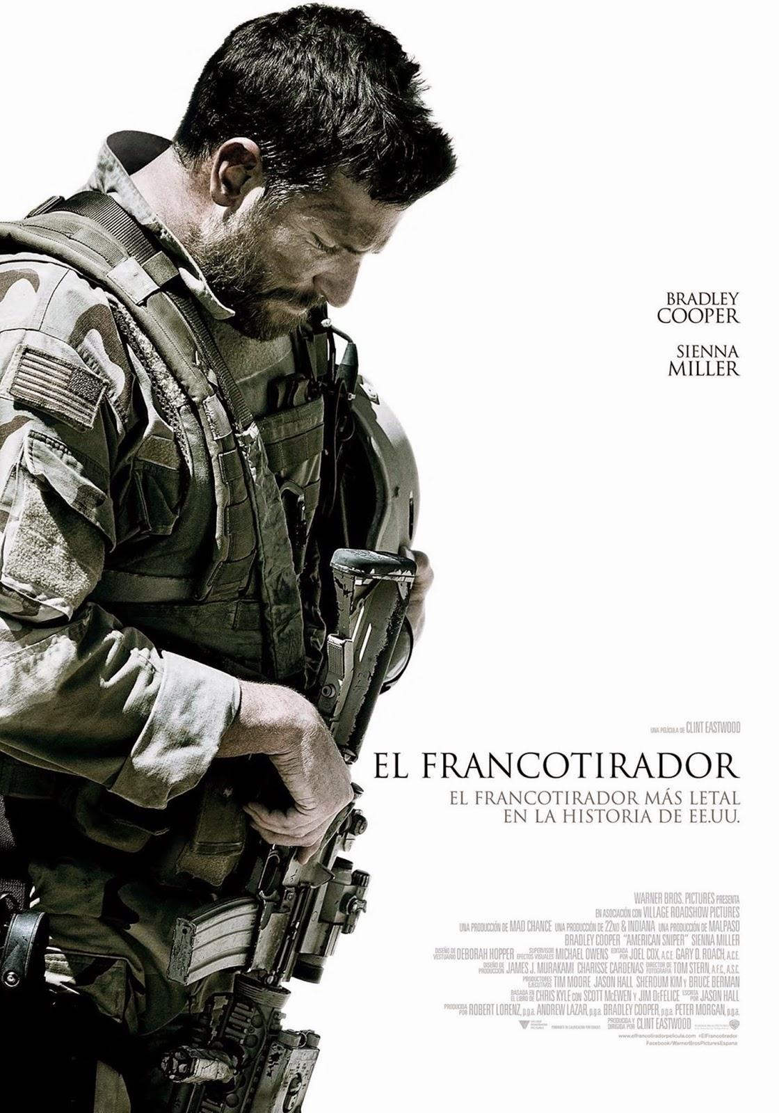 El Francotirador (V.O.S) (2014)