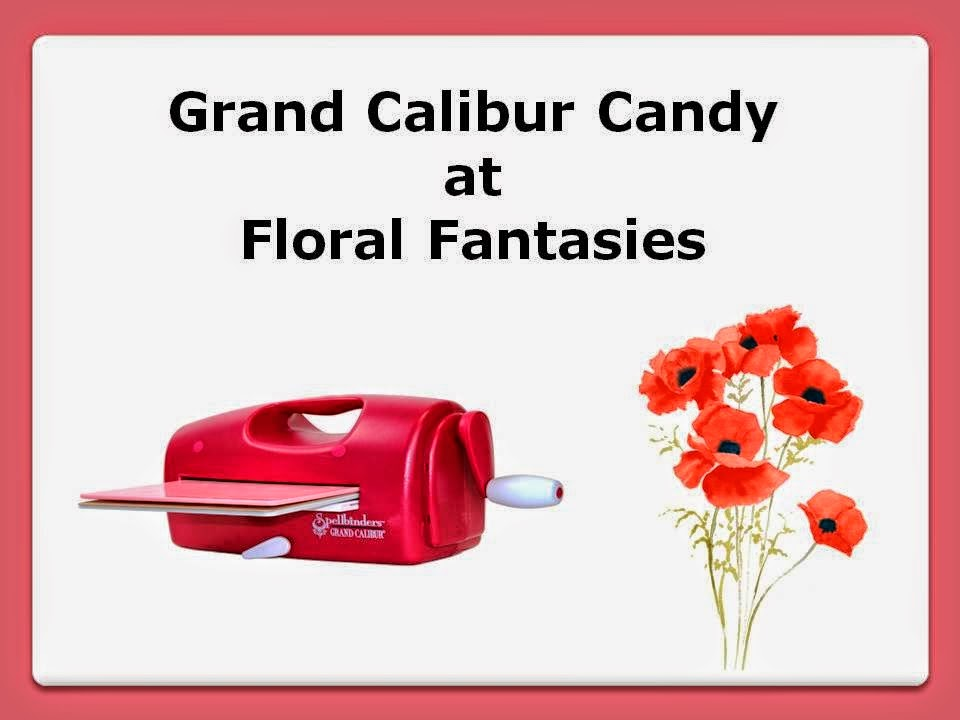 Brenda's Grand Calibur Candy,ends 1st May