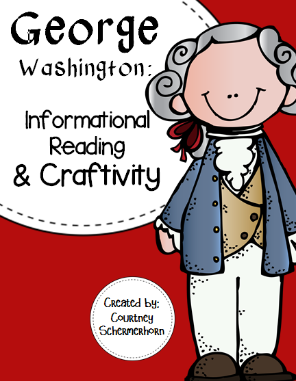 https://www.teacherspayteachers.com/Product/George-Washington-Reading-Passage-Craftivity-1724997